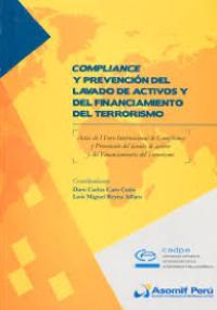 Compliance y Prevención del Lavado de Activos y del Financiamiento del Terrorismo