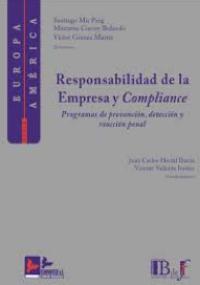 Responsabilidad de la Empresa y Compliance