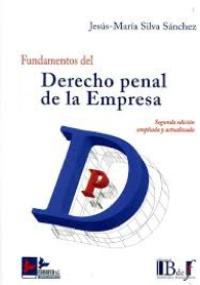 Fundamentos del Derecho Penal de la Empresa