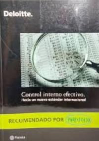 Control interno efectivo hacia un nuevo estándar internacional