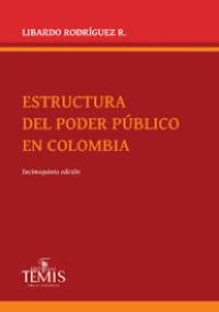 Estructura del Poder Público en Colombia