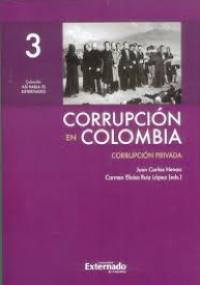 Corrupción en Colombia - Corrupción Privada