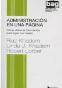 Administración en una página
