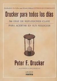 Drucker para todos los días