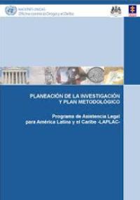 Planeación de la investigación y plan metodológico