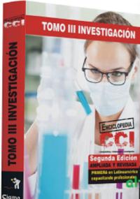 Enciclopedia CCI - Tomo III Investigación
