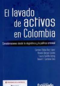 El lavado de activos en Colombia