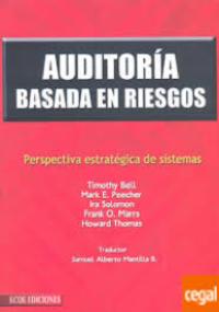 Auditoría basada en riesgos